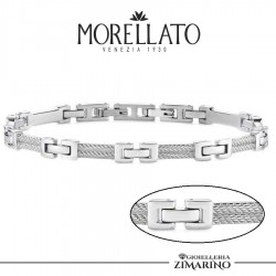 MORELLATO bracciale cross-skr35 Gioielleria Zimarino