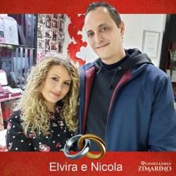 Elvira e Nicola Matrimonio