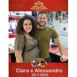 Clara e Alessandro Matrimonio