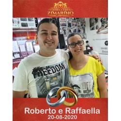 Matrimonio Roberto e Raffaella