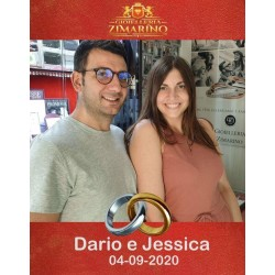 Matrimonio Dario e Jessica