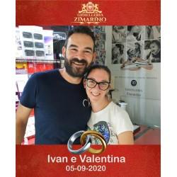 Matrimonio Ivan e Valentina