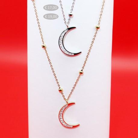 Sole e Luna bracciale rigido Marlù