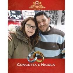 Matrimonio Concetta e Nicola