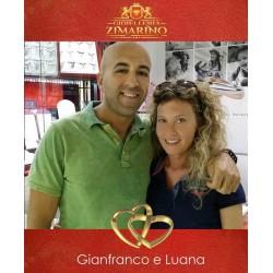 Matrimonio Gianfranco e Luana