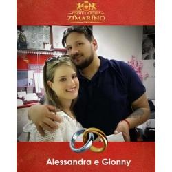 Matrimonio Alessandra e Gionny