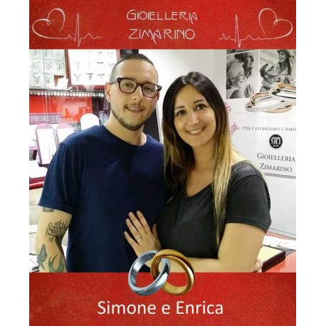 Matrimonio Simone e Enrica