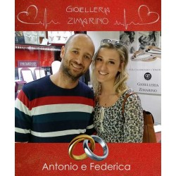 Matrimonio  Antonio e Federica