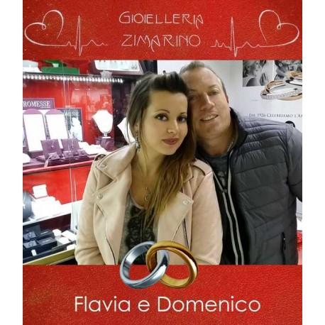 Matrimonio  Flavia e Domenico