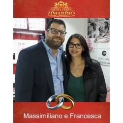 Matrimonio  Massimiliano e Francesca
