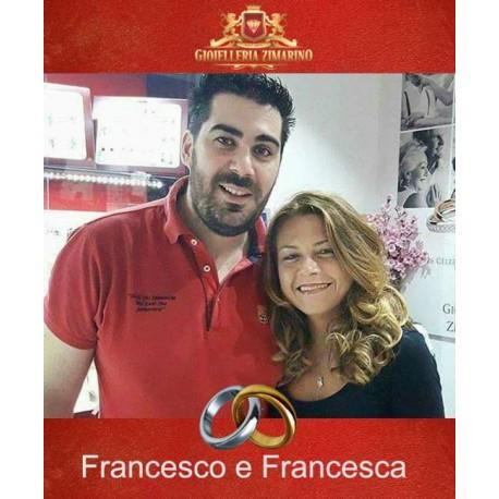 Matrimonio  Francesco e Francesca