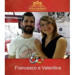 Matrimonio  Francesco e Valentina