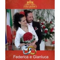 Matrimonio Gianluca e Federica