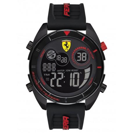 Orologio Ferrari digitale Forza Nero