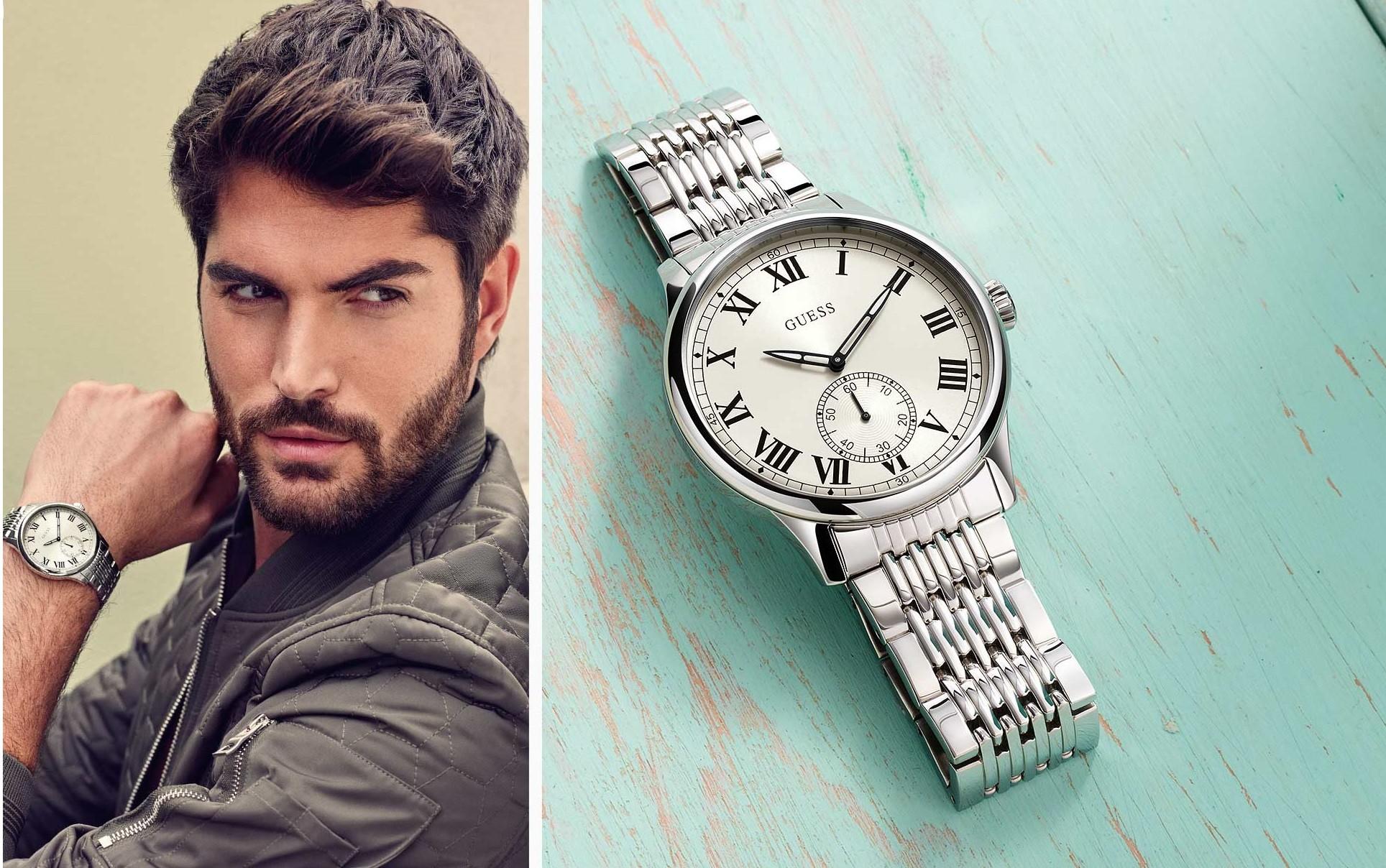 Guess orologi uomo